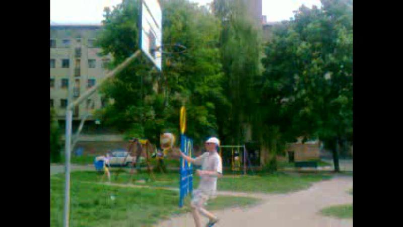 Відео баскетболіст