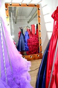 платья эволет