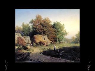 лучшие песни про деревню...авторская песня...