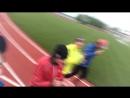 13 Мая Лениногорск Дождь Холодно но Увы Тренировка 3 по 1 км НА память Занимайтесь Спортом