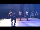 GLB - Crazy 미쳐 (dance cover 4MINUTE 포미닛) 160307 (ракурс из кулис)
