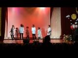 общий танец команда Павликовой Татьяны