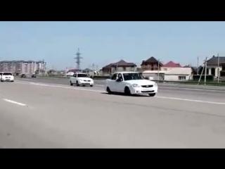 [Kavkaz vine] наглядное пособие, как легко и быстро разбить свое авто