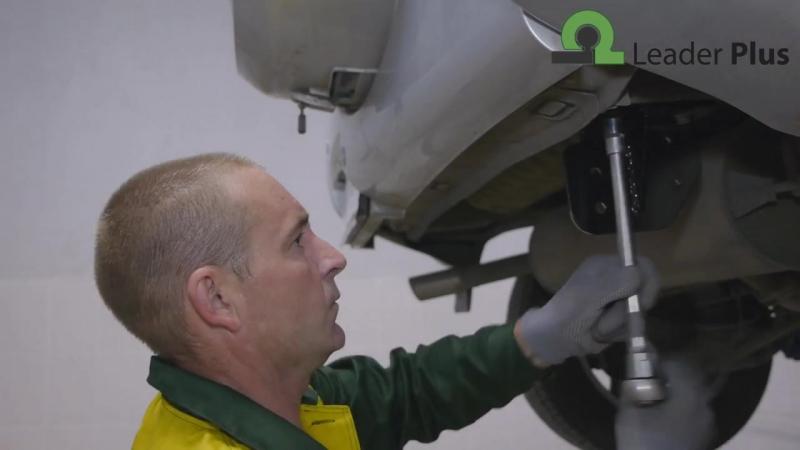 Установка фаркопа CHERY TIGGO(T11-FL)2005-.,VORTEX TINGO(FL)2008-.,LIFAN X60 2011-. Leader PLUS C105-AE.