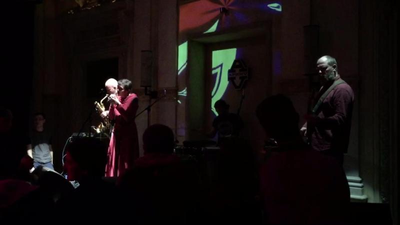 Инна Желанная в АРХИV Club 12.02.2016