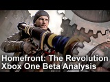 Homefront: The Revolution Beta Xbox One Frame-Rate Test [Work in Progress]
