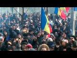 Правительство Молдавии собралось сегодня на первое заседание ближе к ночи