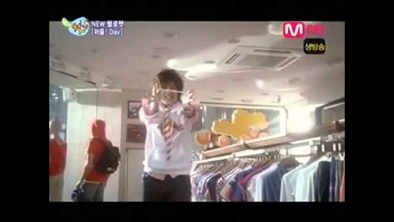 2shai She Laughed feat Kim Hyun Joong Kim Kyu Jong