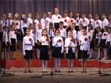 Детский хор церкви Эммануил г.Измаил.