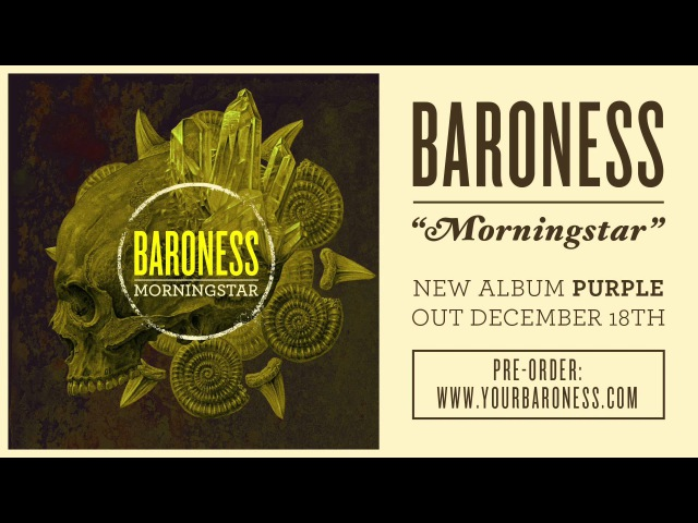 BARONESS - Morningstar [AUDIO]