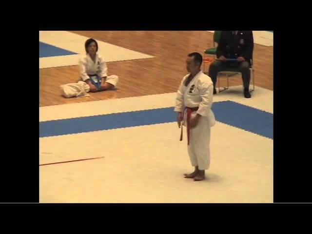 47th Japan Wadokai Karate Nationals Men's Kata Finals 2011