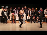[Get Movin Vol.8] Hiphop Best 4-2   PARADOX(w) vs COVA