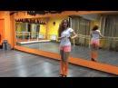 """Танцы в Ялте. Обучающий урок: САЛЬСА -базовый шаг. Танцевальная студия """"Broadway"""""""