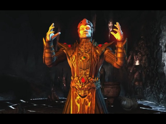 Mortal Kombat X: All Fatalities with Klassic Camera Angle