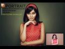 PHOTOSHOP TUTORIAL : PORTRAIT :Change Background Color, Coloring