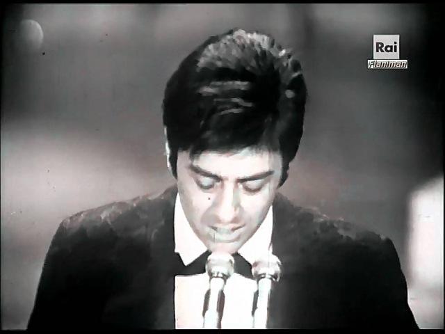 ♫ Tony Del Monaco ♪ La Voce Del Silenzio (1968) Video Audio Restaurati HD