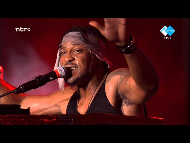 D'Angelo The Vanguard - Betray My Heart | Spanish Joint (Live at North Sea Jazz Festival)