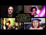 Star Wars is Real: Mark Ruffalo, Darren Criss, Brizzy Voices & more take the Jedi Pledge!