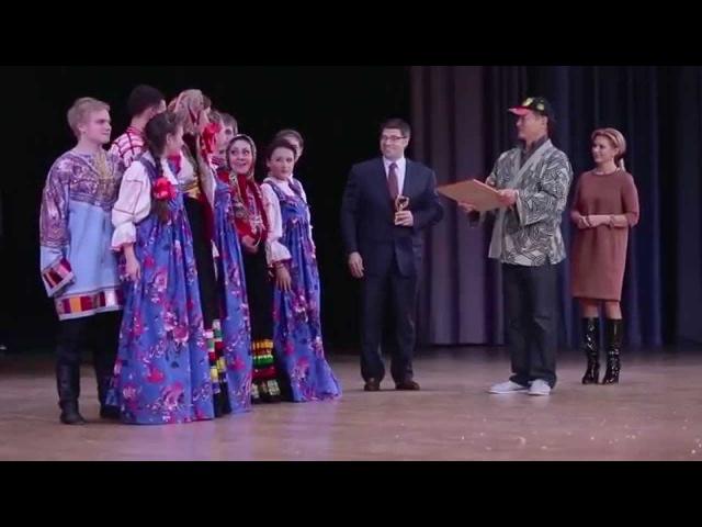 Кэри Хироюки Тагава и Олег Денисенко