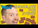 Chocolate for Steve | Surprise for Maggie | English for Kids | Learn English speaking