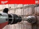 Перфоратор Milwaukee Kango 545 и отбойный молоток Milwaukee Kango 500 SDS MAX в работе