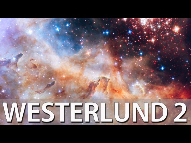 Hubble Telescope Winter Westerlund Nasa Videos Of Space