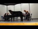 Импровизация на тему Полёт шмеля Римского Корсакова театра Импровиз-рояль