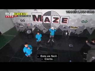 (SUB ESP) Running Man episodio 294