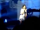 Инцидент на концерте Ализе в Москве