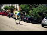 Чемпион по триалу Витторио Брумотти снял нереальное видео с трюками