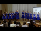 Патриотический конкурс в шк. искусств №7 15.04.2016 Группа XXI век
