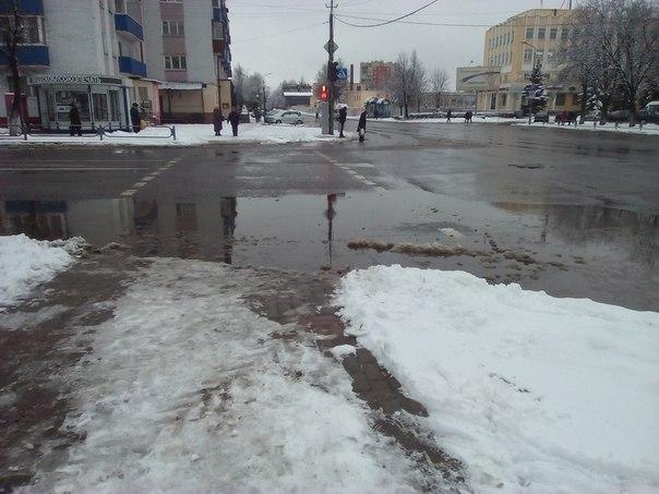 Улицу Гоголя перейти трудно!!!!! Можно заплатить штраф за переход в неустановленном месте или быть сбитым...... времени, которое выделяется