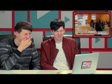YouTubers React to Try to Watch This Without Laughing or Grinning #3 (Extras #73) rus sub