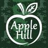 """Открытые площадки """"Apple Hill"""" в Крылатском"""