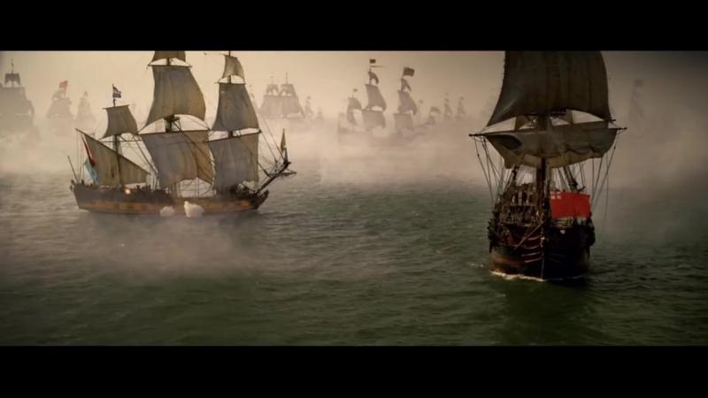 Адмирал / Michiel de Ruyter (2015). Сражение при Схевенингене /Битва при Текселе / Битва при Терхейде
