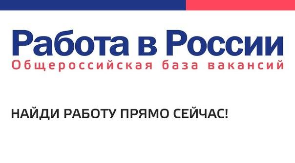 Открылся новый официальный информационный портал «Работа в России»