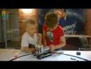 Матвей и Богдан о своем роботе