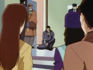 Detectiu Conan - 173 - Un missatge just abans de la mort (2ª part)