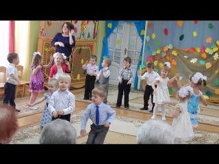 Танец Зайчиков на день Мамы