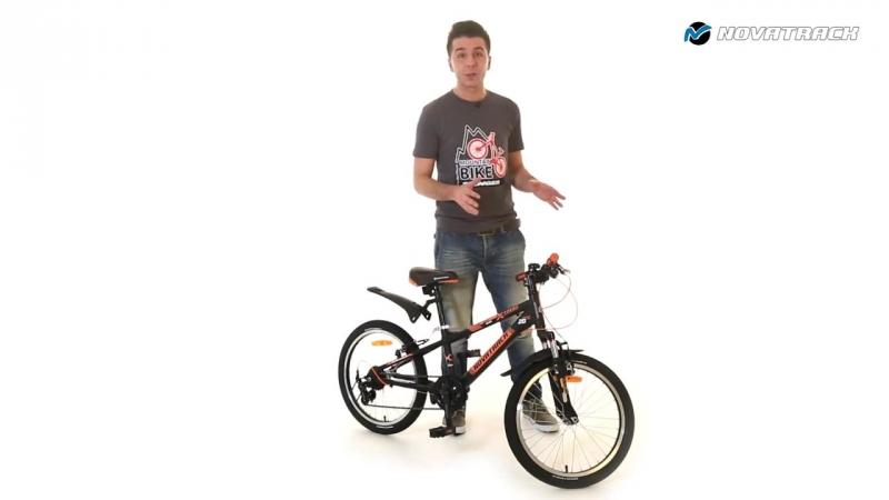 Велосипед Novatrack Extreme 2015 в магазине игрушек Ярик76.рф