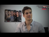 Интервью Дэниела и каста «Волчонка» для «KLZ» на конвенции «Were Wolf Con» в Брюсселе, Бельгия | 26.09.15 #2 (Русские субтитры)