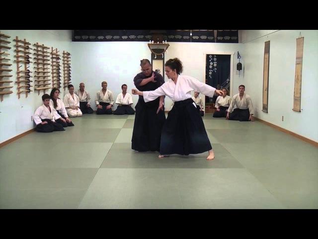 Mune Tsuki: Trap to Kote-Gaeshi