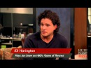 Kit Harington Dishes On 'Game Of Thrones' Actors | HPL | 2013
