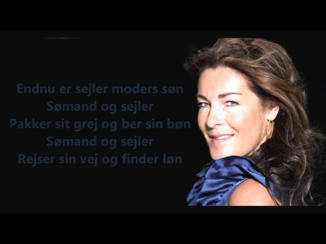 Lis Sørensen - Fuld af nattens stjerner (Lyrics)