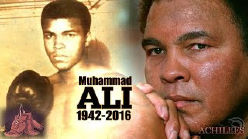 Muhammad Ali tribute rare videos RIPAli