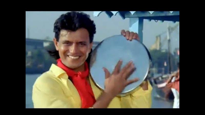 Aao Huzoor Khao Huzoor - Mithun Chakraborty - Dushman - Bollywood Movie Song