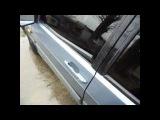 Как открыть замок двери авто без ключа (ВАЗ-2109).