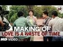 ПИКЕЙ 2014 Making of 'Love is a Waste of Time' VIDEO SONG   PK   Aamir Khan   Anushka Sharma   T-series