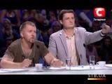 The X-factor Ukraine Season 2. Casting in Odessa. part 2