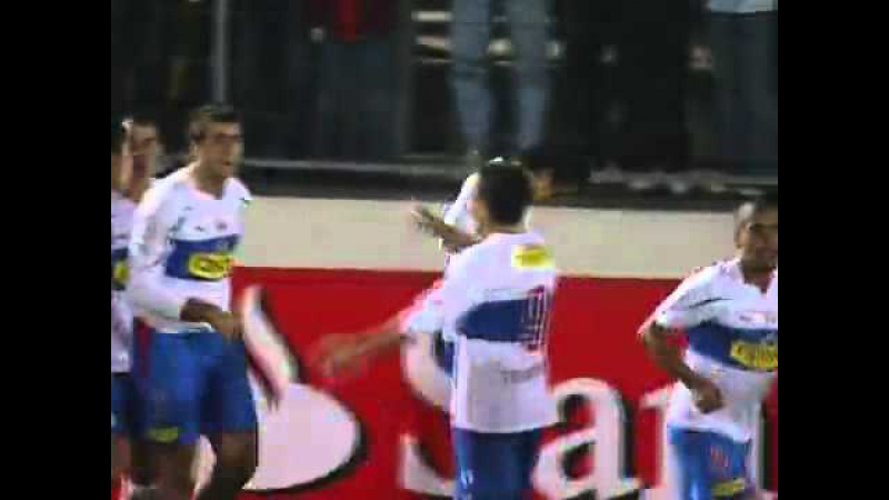 Universidad Católica 1 X 0 Grêmio - Libertadores - 04052011